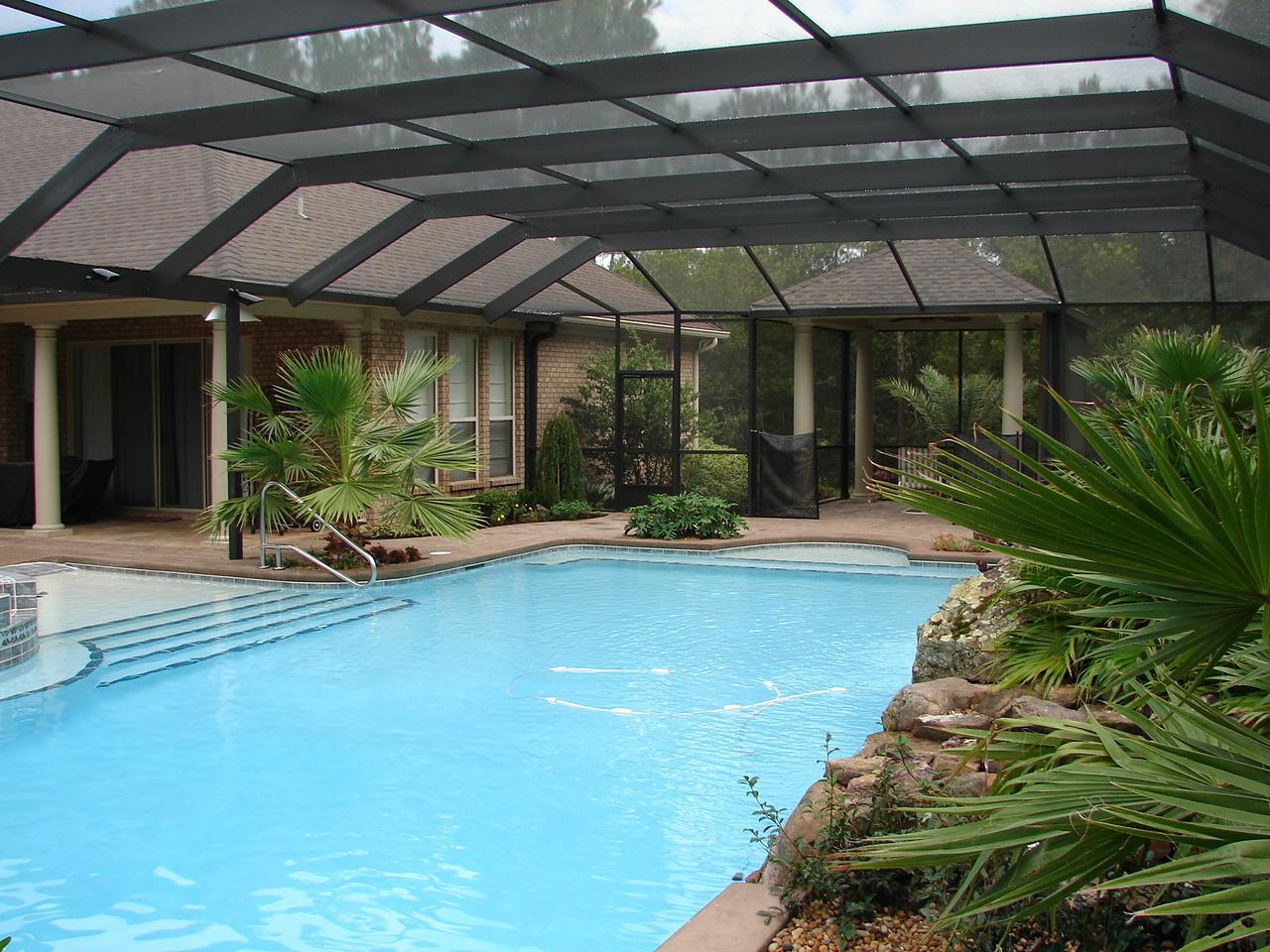 Pool Enclosures | Outdoor Living - Indoor Comfort | Backyard ...